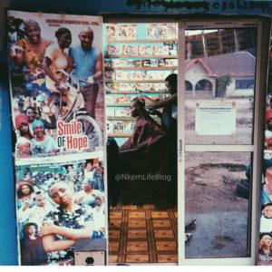 Nollywood at Barber Shop
